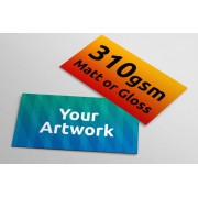 Business Cards - 310gsm - 90mm x 54mm