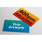 Business Cards - 400gsm - 90mm x 54mm