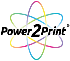Power2Print Logo